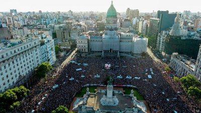 Miles de personas marchan en Argentina y exigen justicia para Fernando