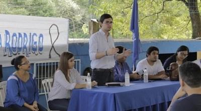 Presidente de la JLRA pide a Efraín Alegre que renuncie a la Presidencia del PLRA