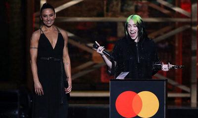 Ganadores de los BRIT Awards 2020