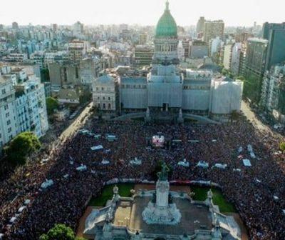 Argentina: Marchan pidiendo justicia para Fernando