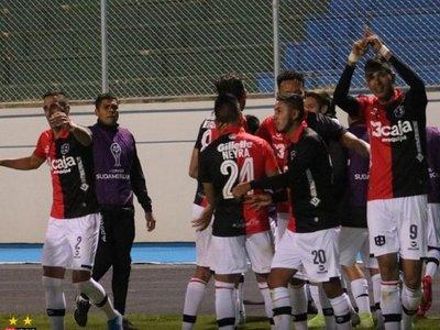Melgar pasa a la segunda ronda en definición de penales ante el Potosí