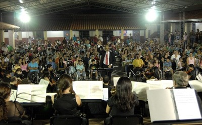 La OSN iniciará su ciclo de conciertos didácticos, en Yaguarón