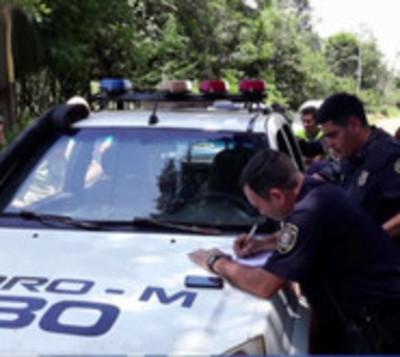 Vecinos de Caaguazú capturan a presunto violador