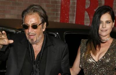 Tras divorciarse, expareja de Al Pacino lo trató de 'viejo y tacaño'