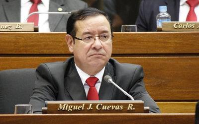 Confirman prisión preventiva para el diputado Miguel Cuevas