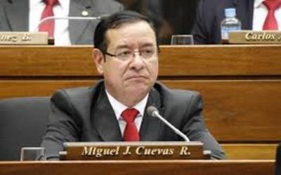 Confirman prisión para diputado Cuevas y el mismo busca evitar su reclusión con un Hábeas Corpus