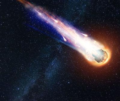 Meteorito cae en México