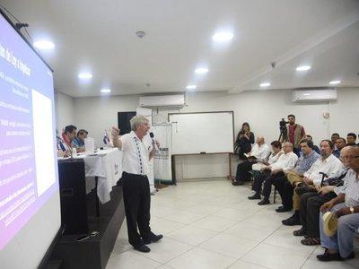 Organizaciones lanzan campaña Itaipú 2023: una causa nacional