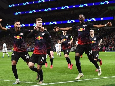 Werner derriba al Tottenham y deja tambaleando a Mourinho