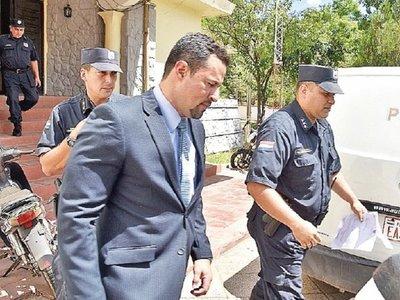 Rechazan hábeas corpus reparador a Ulises Quintana y seguirá en prisión