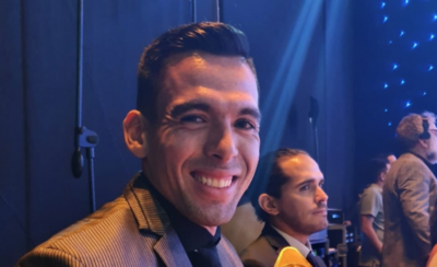 HOY / Arnaldo Giménez se adjudica el Guante de Oro en Bolivia