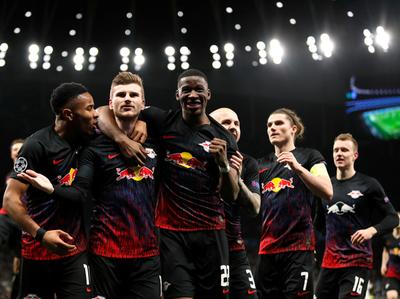 El Leipzig saca réditos de su visita al Tottenham