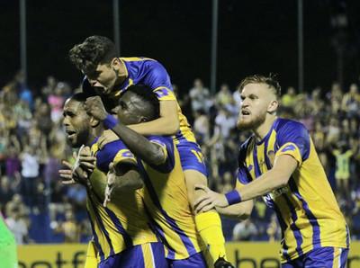 Luqueño, a siguiente fase de la Conmebol Sudamericana