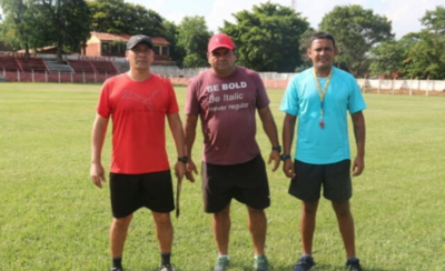 HOY / Emblemático ex delantero reinicia ciclo en Humaitá