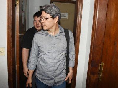 Camilo Soares plantea un recurso para posponer otra vez su juicio