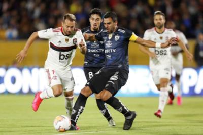 HOY / Recopa: Paridad en Quito que sonríe al Flamengo