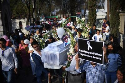 Detienen a presuntos autores del asesinato de una niña que  conmueve a México
