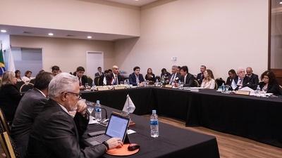 Ministros acuerdan mecanismos de vigilancia y bloqueo para un Mercosur más seguro