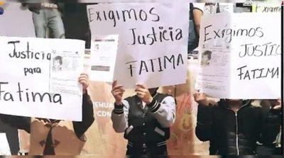 Detienen a sospechosos del asesinato de niña en México