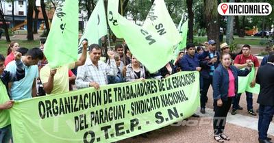 OTEP: Inicio parcial de clases es por dengue de docentes