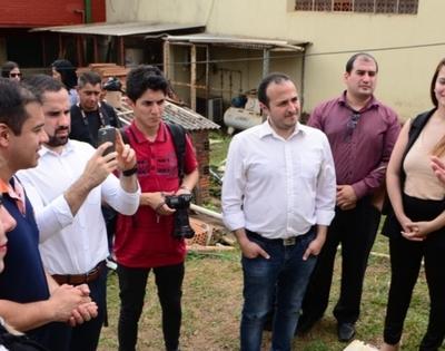 Funcionario dice que se postulará por equipo de Prieto y utiliza estructura de la comuna