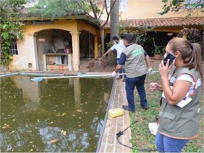 Salud estima 6 a 8 semanas más de epidemia de dengue en Asunción y Central