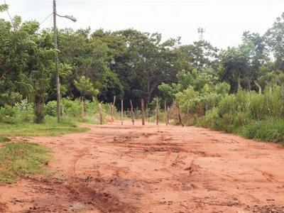 Escuela  se quedó sin ¡calle! en J.A. Saldivar
