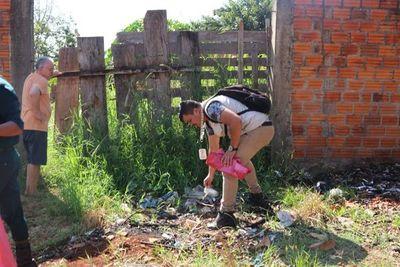 Minga ambiental para combatir el dengue en CDE