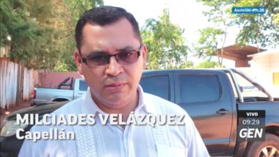 Sacerdote detiene a ciudadanos y allana viviendas en Santa Rosa del Aguaray