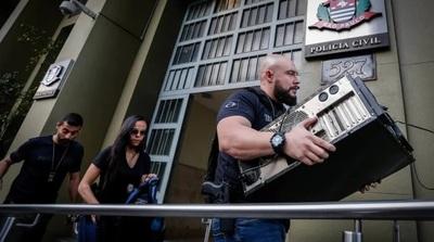 Megaoperativo internacional contra pedófilos concluye con 38 detenidos