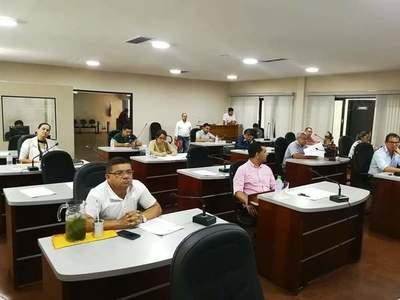 Empiezan con el análisis de ejecución presupuestaria de González Vaesken
