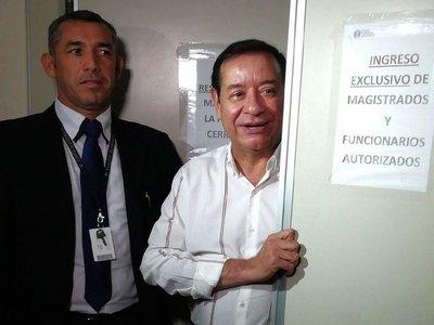 Juez ordena la captura del diputado Miguel Cuevas