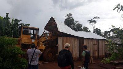 Unos 1.000 policías para nuevo operativo de desalojo en Morombi