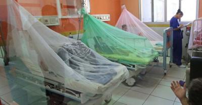 """Ya hay pacientes que  tienen """"dengue jo'a"""""""