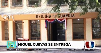 MIguel Cuevas ya está en la Agrupación Especializada