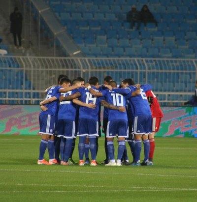 Paraguay cae un lugar en el ránking FIFA