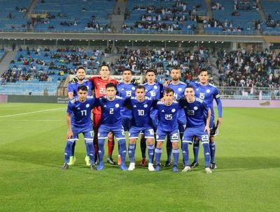 Paraguay cae un puesto en el Ranking FIFA