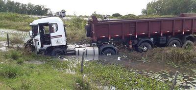 Nuevo accidente de tránsito en circunvalación de Pilar