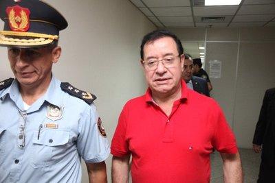 Miguel Cuevas se presentó en la Agrupación Especializada para cumplir orden de prisión