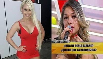 """""""Bebecita de la casa"""" reclama a Perla Alegre como su madre biológica"""