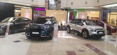 La experiencia Citroën, en el Shopping del Sol