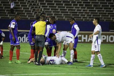 Pablo Aguilar con seria lesión