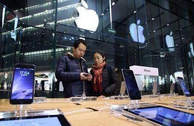 Teléfonos chinos, los verdaderos rivales de Apple y Samsung