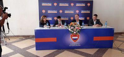 Interfisa y Club Sajonia concretan un acuerdo