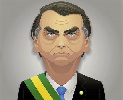 La extraña pasividad de Jair Bolsonaro