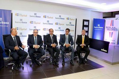 Basa colocó con éxito bonos subordinados en el mercado local