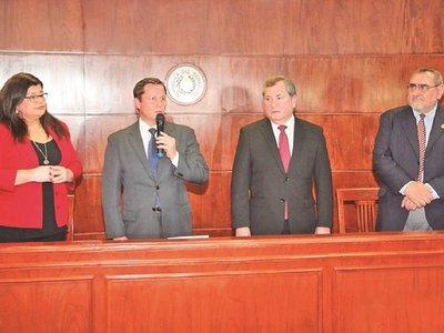 Nuevo titular de la Corte habló de  presión política y mediática