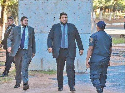 Tras tanda de chicanas, el diputado Cuevas está preso en la Agrupación