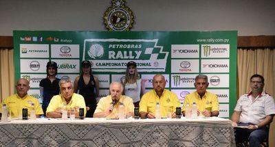 Dan luz verde al Nacional de Rally