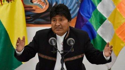 Tribunal Electoral de Bolivia impide la candidatura de Evo Morales al Senado